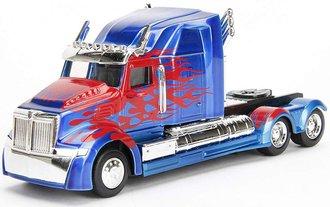 1:64 Transformers 5 - Optimus Prime Western Star 5700 XE Phantom