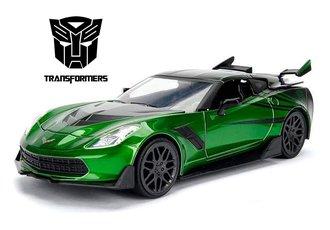 1:24 Transformers 5 - 2016 Chevy Corvette Stingray Crosshairs