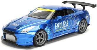1:24 JDM Tuners - 2009 Nissan GT-R (R35) Ben Sopra (Candy Blue)