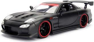 1:24 JDM - 1993 Mazda RX-7 (Black)