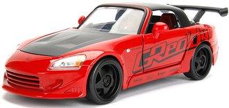 1:24 JDM Tuners - 2001 Honda S2000 Hardtop (Red)