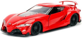 1:32 JDM Tuners - Toyota FT-1 Concept (Red)