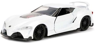 1:32 JDM Tuners - Toyota FT-1 Concept (White)