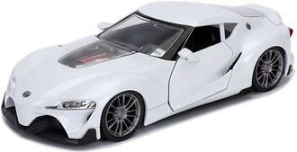 1:24 JDM Tuners - Toyota FT-1 Concept (Pearl White)