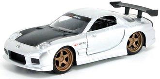 1:32 JDM Tuners - 1993 Mazda RX-7 (Silver)