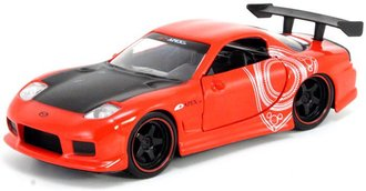1:32 JDM Tuners - 1993 Mazda RX-7 (Red)
