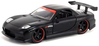 1:32 JDM Tuners - 1993 Mazda RX-7 (Black)