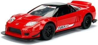 1:32 JDM Tuners - 2002 Honda NSX Type-R Japan Spec Widebody (Red)