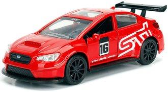 1:32 JDM Tuners - 2016 Subaru WRX STI Widebody (Red)