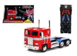 "1:32 10"" Transformers G1 - Freightliner FL86 Optimus Prime"