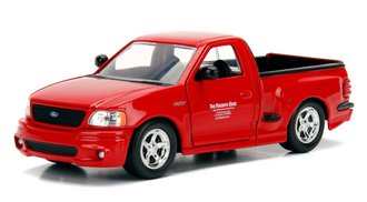 "1:24 F&F - Brian's 1999 Ford F-150 SVT Lightning ""The Fast and the Furious (2001)"""