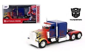 """1:50 5½"""" Transformers 1 - Peterbilt 379 Optimus Prime"""
