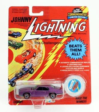 1:64 Custom Pontiac G.T.O (Purple) ***Soft Corner(s)***