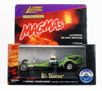 1:43 The Munsters T'rantula (Lime Green)