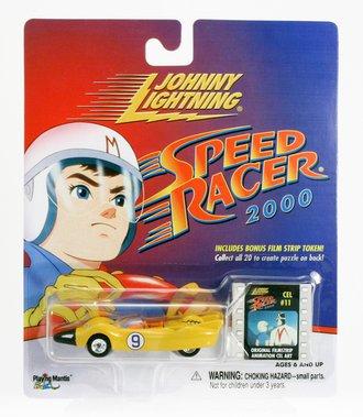 "1:64 Racer X Shooting Star ""Speed Racer 2000 Series"""