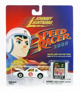 "1:64 Mach 5 Stock Car ""Speed Racer 2000 Series"""
