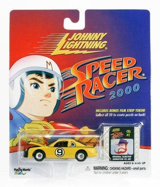 "1:64 Racer X Stock Car ""Speed Racer 2000 Series"""