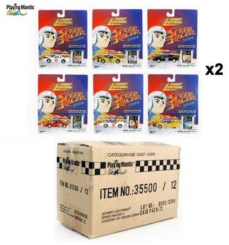 1:64 Speed Racer 2000 Series (Case of 12)