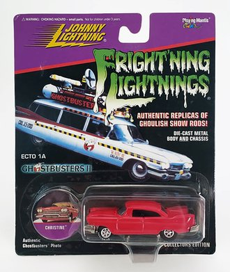 1:64 Frightning Lightning - Christine (Red)  ***Soft Corners***