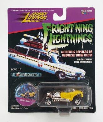 1:64 Frightning Lightning - The Mysterion (Yellow)  ***Soft Corners***