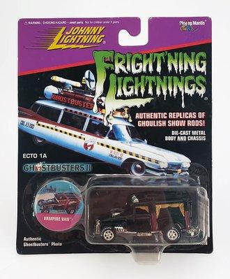 1:64 Frightning Lightning - Vampire Van (Black)