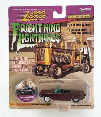 1:64 Frightning Lightning - Elvira Macabre Mobile (Purple)  ***Soft Corners***