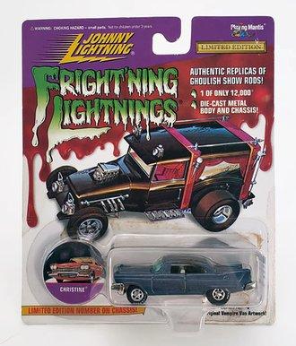 1:64 Frightning Lightning - Christine (Light Blue)  ***Soft Corners***