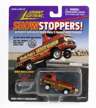 1:64 Show Stoppers! - Chuck Poole's Chuckwagon (Copper)