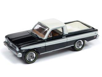 1:64 1965 Ford Ranchero (Ivy Green Poly)