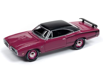 1970 Dodge Super Bee (Panther Pink)
