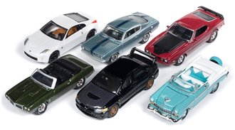 1:64 Classic Gold Series, Release 16A (Set of 6)