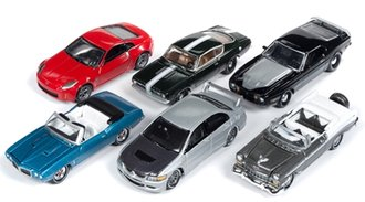 1:64 Classic Gold Series, Release 16B (Set of 6)