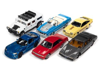 1:64 Classic Gold Series, Series 2021 Release 1B (Set of 6)