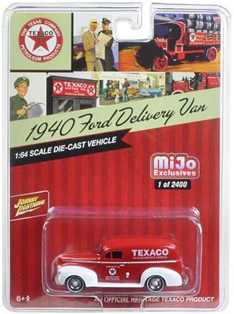 1:64 Texaco - 1940 Ford Delivery Van