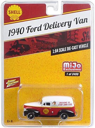 1:64 Shell - 1940 Ford Delivery Van