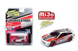 1:64 50th Anniversary - Bridgestone - 1990 Honda CRX