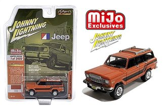 1:64 Jeep Wagoneer 4x4 Limited (Orange)
