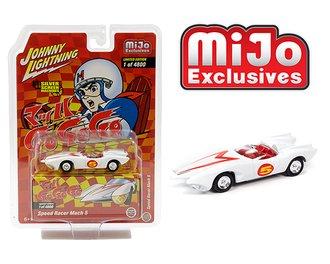 1:64 Speed Racer Mach 5 Japan Nostalgia Version