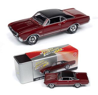 1:64 1967 Olds 442 W-30 (Garnet Red Poly)