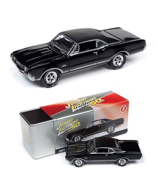 1:64 1967 Olds 442 W-30 (Gloss Black)