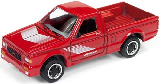 """1:64 1991 GMC Syclone """"90's Muscle"""" (Gloss Red)"""