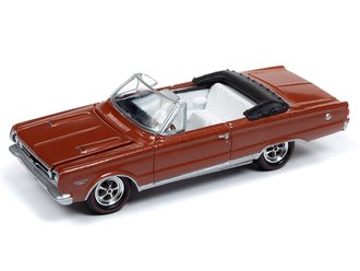 "1967 Plymouth GTX Convertible ""Cars N Coffee"" (Turbine Bronze)"
