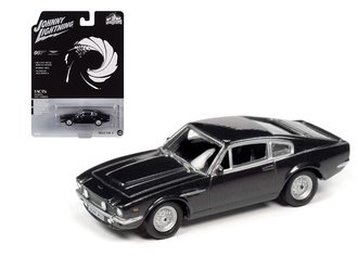 "1:64 James Bond 1987 Aston Martin V8 Vantage ""No Time to Die"" (Sparkling Graphite)"