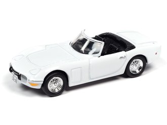 "James Bond 1967 Toyota 2000 GT ""You Only Live Twice"" (White)"
