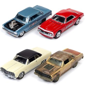 1:64 Themed Twin Packs - 2020 Release 1 (Set of 2)