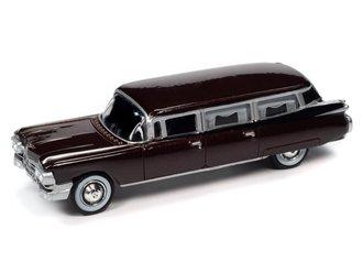 1:64 1959 Cadillac Hearse (Brown)