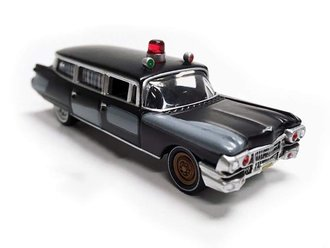 "1:64 Ghostbusters™ ""Project Pre-Ecto"" (Dark Primer Grey)"