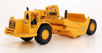CAT 631D Tractor Scraper (Yellow)