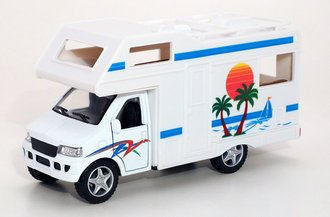 1:43 Camper RV Van (White)