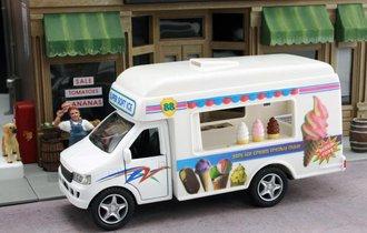 1:43 Ice Cream Truck